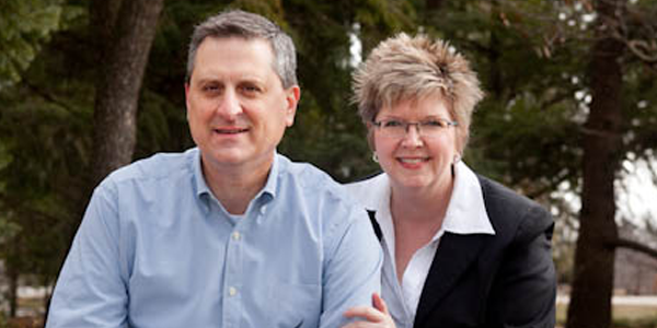 Dave '80, '85 and Carole Patterson '80 Gieseke